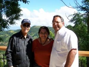 Compartir Rotario en Juncalito casa de Miguel Angel y Maribel