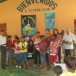 Donaciones de útiles escolares