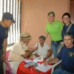 Operativo Médico en los Cocos de Jacagua
