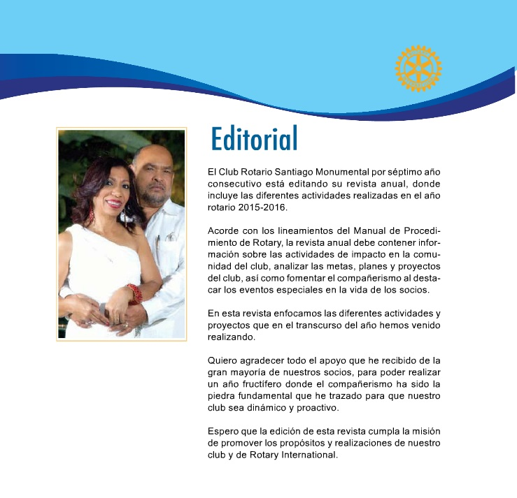 Editorial Revista 45 Aniversario